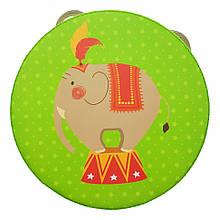Дерев'яна іграшка Бубон MD 0367 15 см (Слоник)