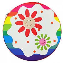 Дерев'яна іграшка Бубон MD 0367 15 см (Сонечка-Квіточки)