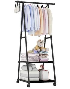 ОПТ ОПТ Пересувна підлогова вішалка для одягу The new coat rack