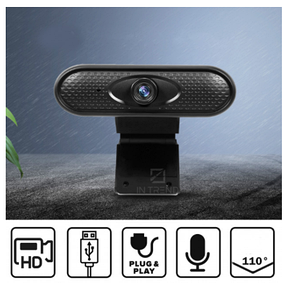 ОПТ Веб камера Х11 Full HD 1080P для компьютера