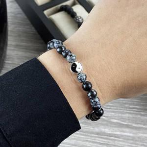 Браслет Инь-Янь  2B Rich Bracelet Стильный браслет