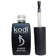 Каучуковое базовое покрытие (основа, база) для ногтей  Kodi Rubber Base, 12 мл.