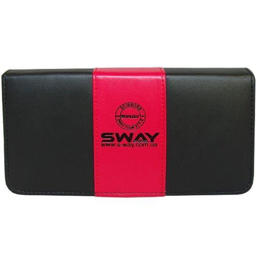 Чехол SWAY для 2 ножниц и аксессуаров с карманом