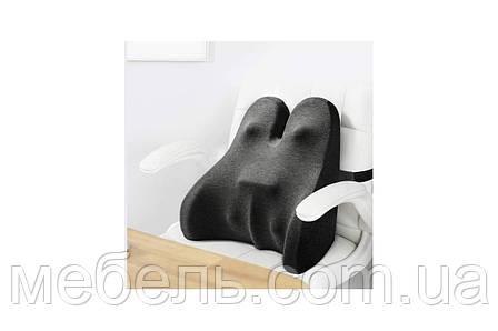 Подушка для поясницы на компьютерное кресло Barsky VR ERGO Backrest MODULE, фото 2