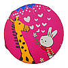 Дерев'яна іграшка Бубон MD 0367 15 см (Кролик і Жираф)