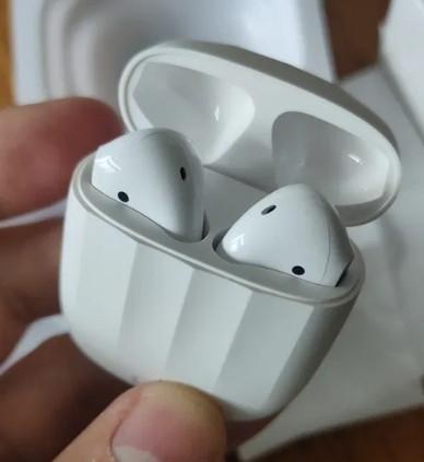 Навушники Bluetooth TWS Letv L18 white з бездротовою зарядкою