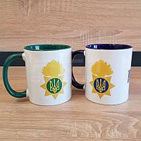 Чашка керамічна НГУ, фото 1