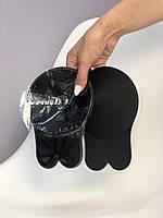 Невидимый бюстгальтер наклейки для поднятия груди на липкой силиконовой основе Sil Кролик
