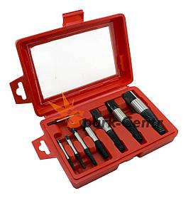 Наборы экстракторов для выворачивания сломанных болтов от м3 до м50