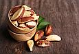 Бразильский орех очищенный  200г Бразилия,Натуральные без скорлупы  цельные органические  орехи бразильские, фото 3