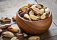Бразильский орех очищенный  200г Бразилия,Натуральные без скорлупы  цельные органические  орехи бразильские, фото 4