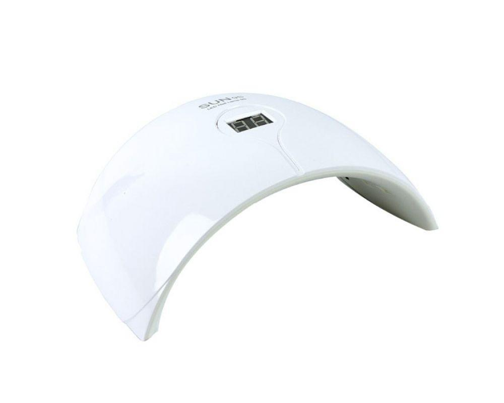 🔥 Лампа для сушіння і полімеризації гель-лаку Sun 9s UV + LED дисплей