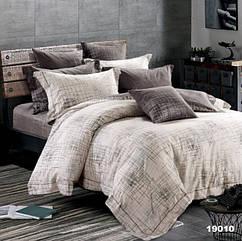 Комплект постельного белья Viluta ранфорс евро 19010