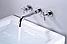 Встроенный смеситель для ванной. Модель RD-1604, фото 3