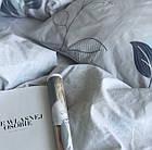 Комплект постільної білизни ранфорс полуторний 21147, фото 4