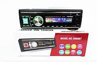 Автомагнітола Ріопеег 1DIN MP3-8500BT Bluetooth Автомобільна магнітола RGB панель + пульт управління, фото 1
