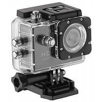 Екшн камера з вологозахищений корпусом і ємнісним акумулятором A-9 12 Мп, Відеореєстратор, Веб-камера, фото 1