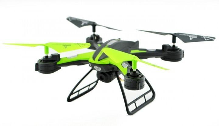 Квадрокоптер CH-202 радіокерований дрон з різнокольоровою підсвіткою (18), коптер літаюча іграшка
