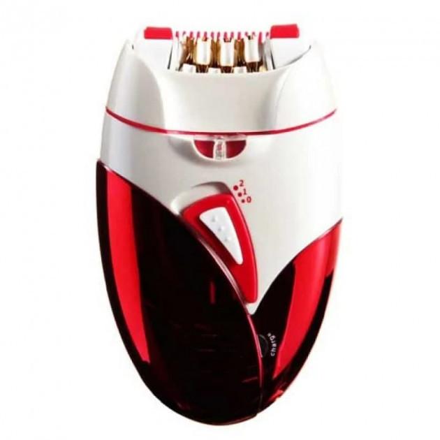 Жіночий епілятор Browns 2999 акумуляторний, жіноча масажна бездротова електробритва з охолодженням
