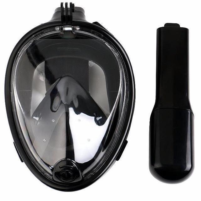🔥 Маска для плавання swiming mask