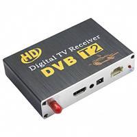 Автомобильный ресивер для автомобиля T2 Digital TV Receiver, черный (MD-11554), фото 1