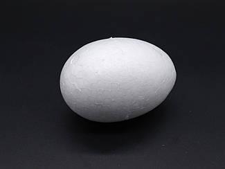 Заготовки із пінопласту. Яйце. 100мм.