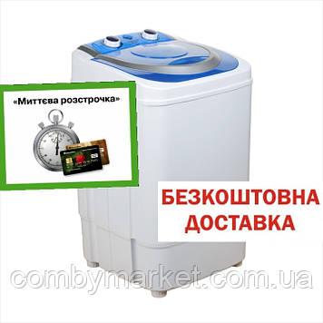 Пральна машина 4,5 кг; однобакова, центрифуга нерж. знімна ViLgrand V145-2570_blue
