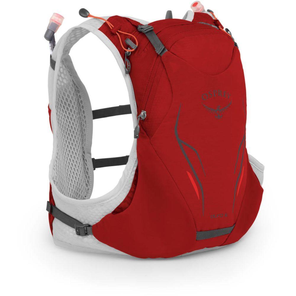 Рюкзак Osprey Duro 6 S/M Phoenix Red