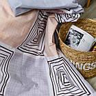 Комплект постельного белья Viluta ранфорс евро 20133, фото 5