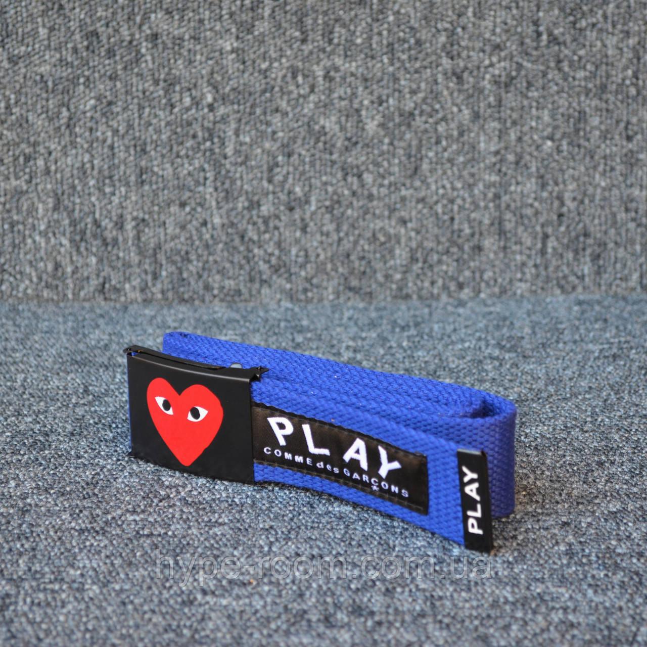 Ремінь Play blue 110см