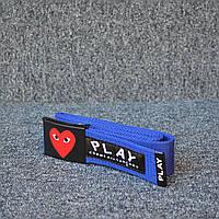 Ремінь Play blue 110см, фото 1