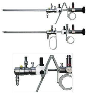 Цисторезектоскоп операционный с волоконным световодом модель 009S