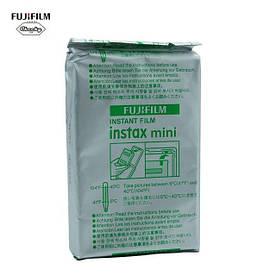 Пленка картридж для Fujifilm Instax Mini Color film 10 фото без картонной упаковки