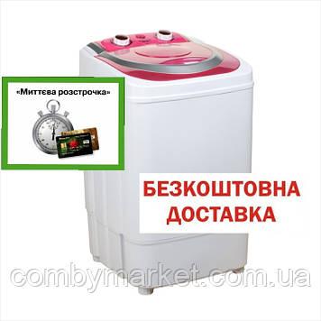 Пральна машина 4,5 кг; однобакова, центрифуга нерж. знімна ViLgrand V145-2570_red