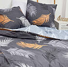 Комплект постельного белья Viluta ранфорс евро 21144, фото 6