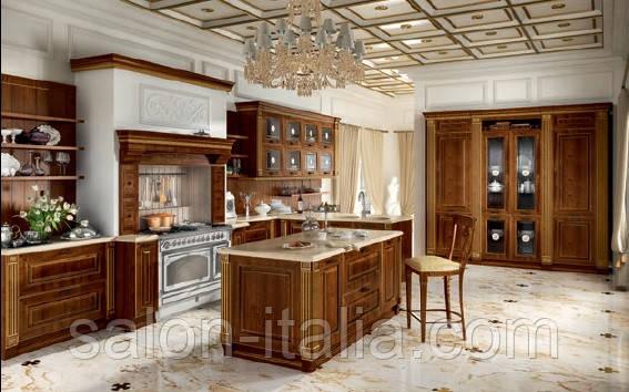 Кухня IMPERIAL Noce від Home cucine (Italia)