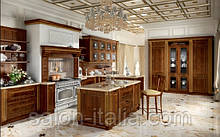 Кухня IMPERIAL Noce від Home cucine (Італія)