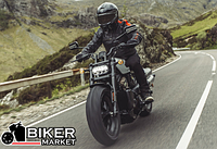 Прем'єра 2021: Спорт-байк від Harley-Davidson Motor Company