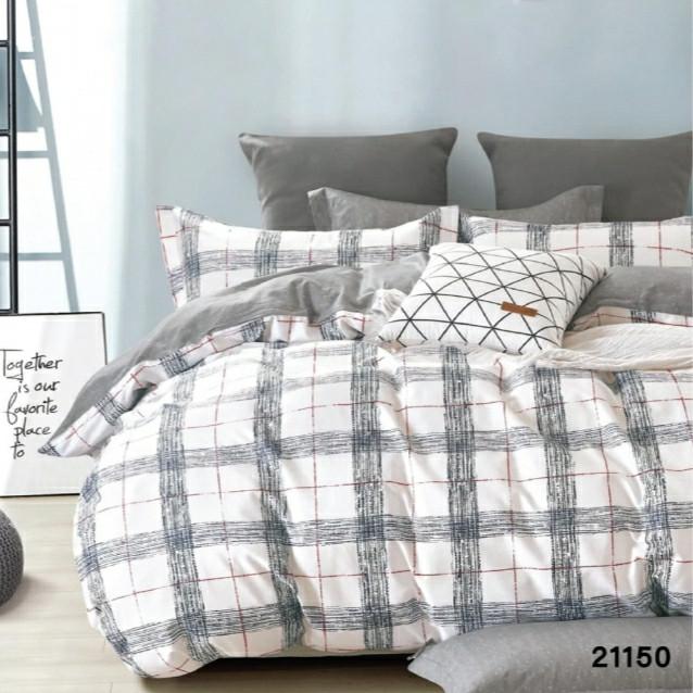 Комплект постельного белья Viluta ранфорс двухспальный 21150