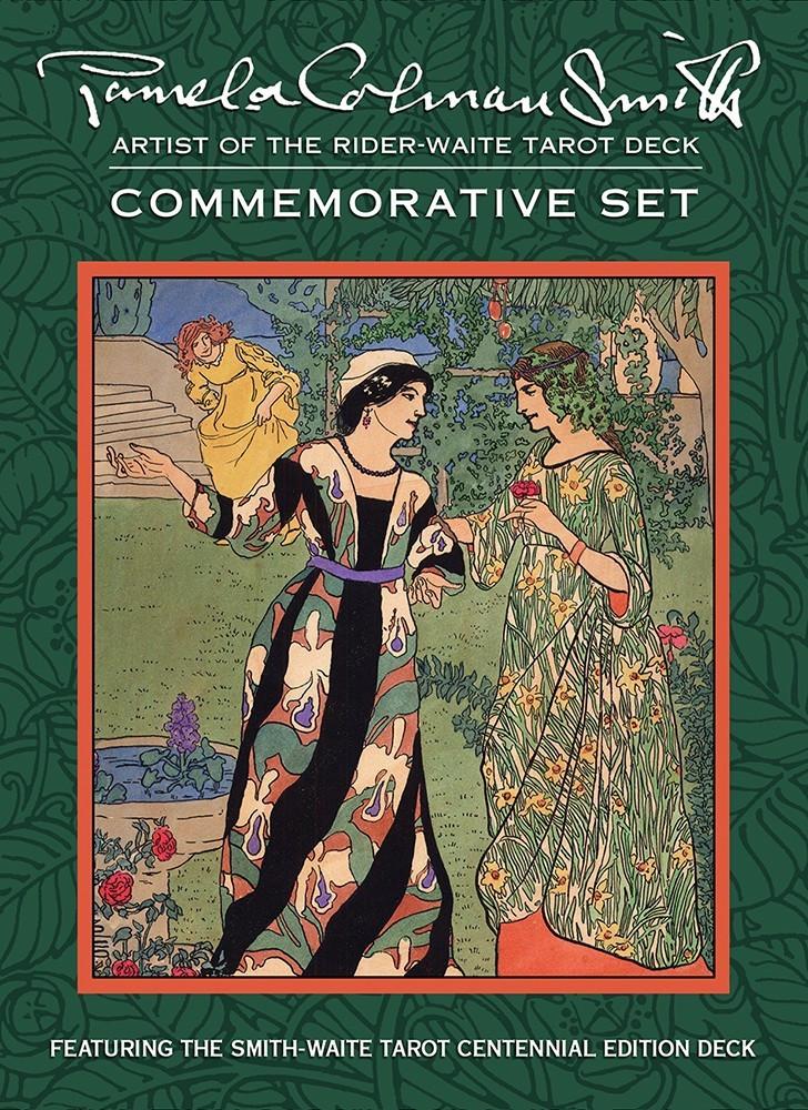 The Pamela Colman Smith Commemorative Set/ Ювілейний набір Памели Колман Сміт