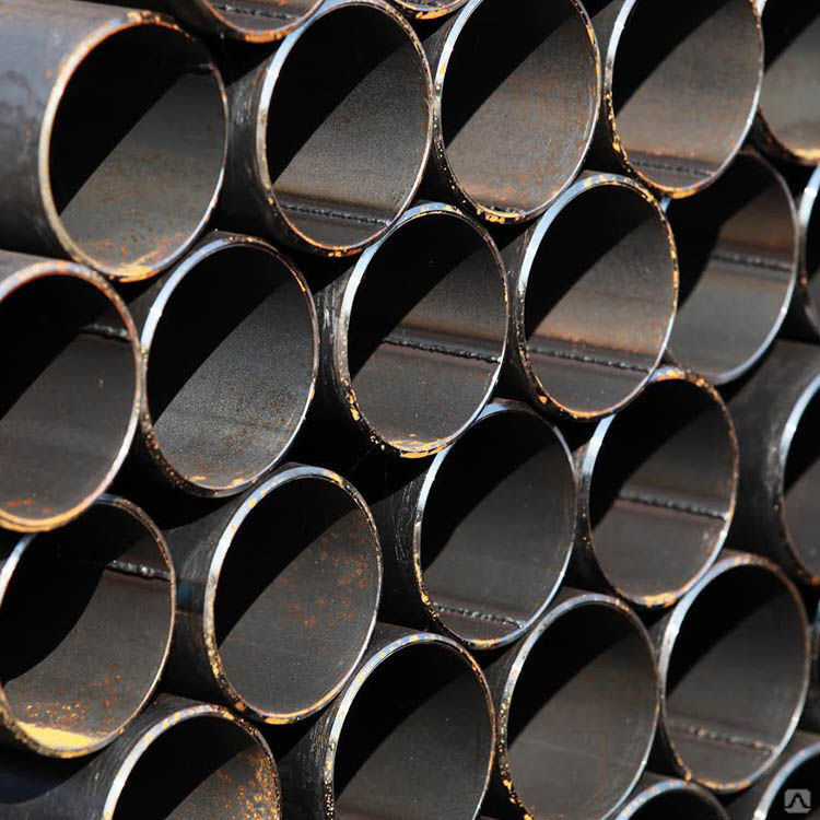 Труба электросварная круглая 51х1,5, 08кп;1-3пс, Длина 6м, ГОСТ 10705
