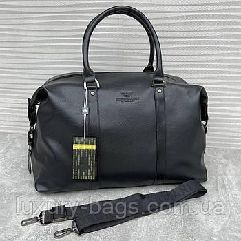 Спортивная (дорожная) стильная сумка Armani