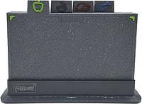 Набір дощечок обробних Maestro 4 шт+підставка MR-1787G