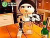 В Японии создали робота-собутыльника