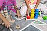 Детская деревянная игрушка. Сортер цветной разные фигуры. Эко продукт. 23х16см, фото 7