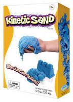 Кинетический песок синий 2,3 кг  Waba Fun , фото 1