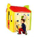 Ігровий будиночок - СУПЕРГОРОДОК (спортмайданчик, школа, магазин, заправка), фото 4