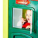 Ігровий будиночок - СУПЕРГОРОДОК (спортмайданчик, школа, магазин, заправка), фото 8