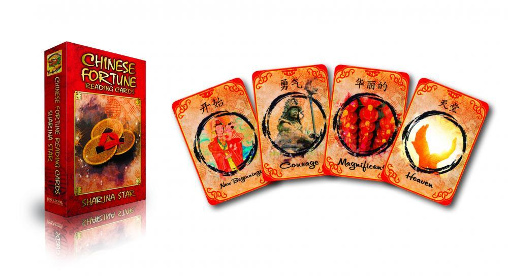 Chinese Fortune Reading Cards/ Китайські Карти Прогнозів
