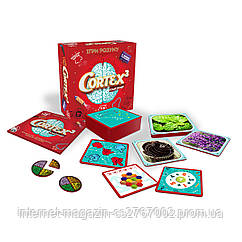 Настольная игра – CORTEX 3 AROMA CHALLENGE (90 карточек, 24 фишки)